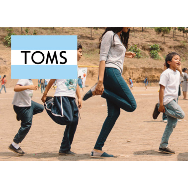 Toms 大減價