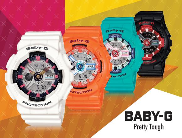 Casio Baby G (1)