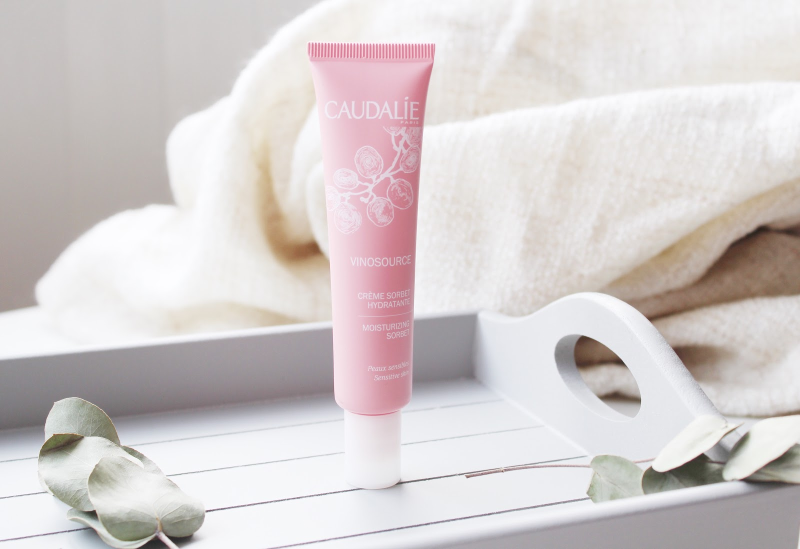 「 Caudalie Vinosource Moisturising Sorbet 40ml」的圖片搜尋結果