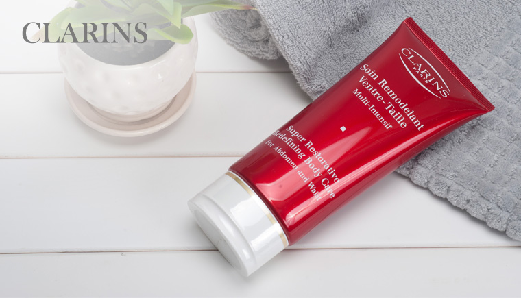 Clarins Super Restorative Redefining Body Care 200ml的圖片搜尋結果