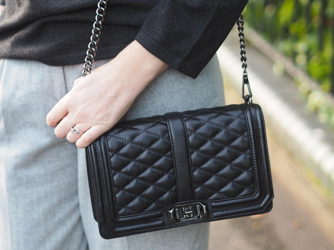 rebecca minkoff Love rectangle satchel bag 袋的圖片搜尋結果