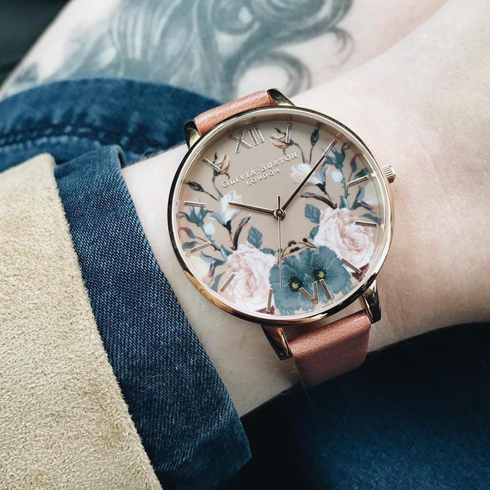 網購Olivia Burton手錶低至HK$602 + 免費直送香港/澳門