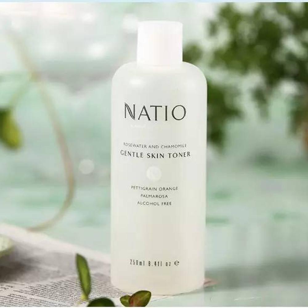 網購澳洲Natio皇牌爽膚水低至HK$52+免費直運香港/澳門