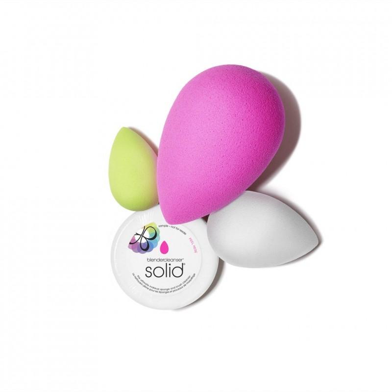 網購BeautyBlender美妝蛋清潔皂低至8折+免費直運香港/澳門