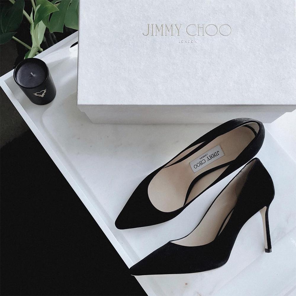 網購Jimmy Choo高跟鞋低至5折+免費直運香港/澳門