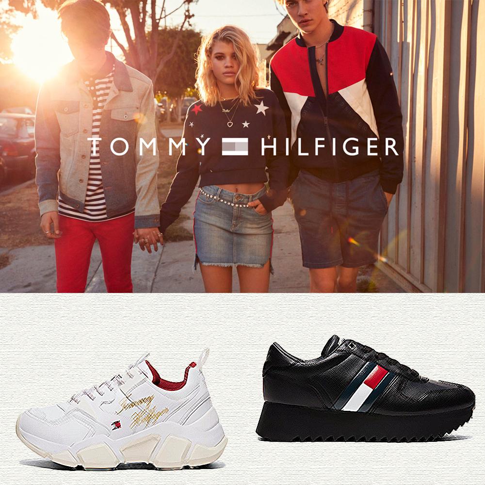 網購Tommy Hilfiger 鞋款低至54折 + 直運香港/澳門
