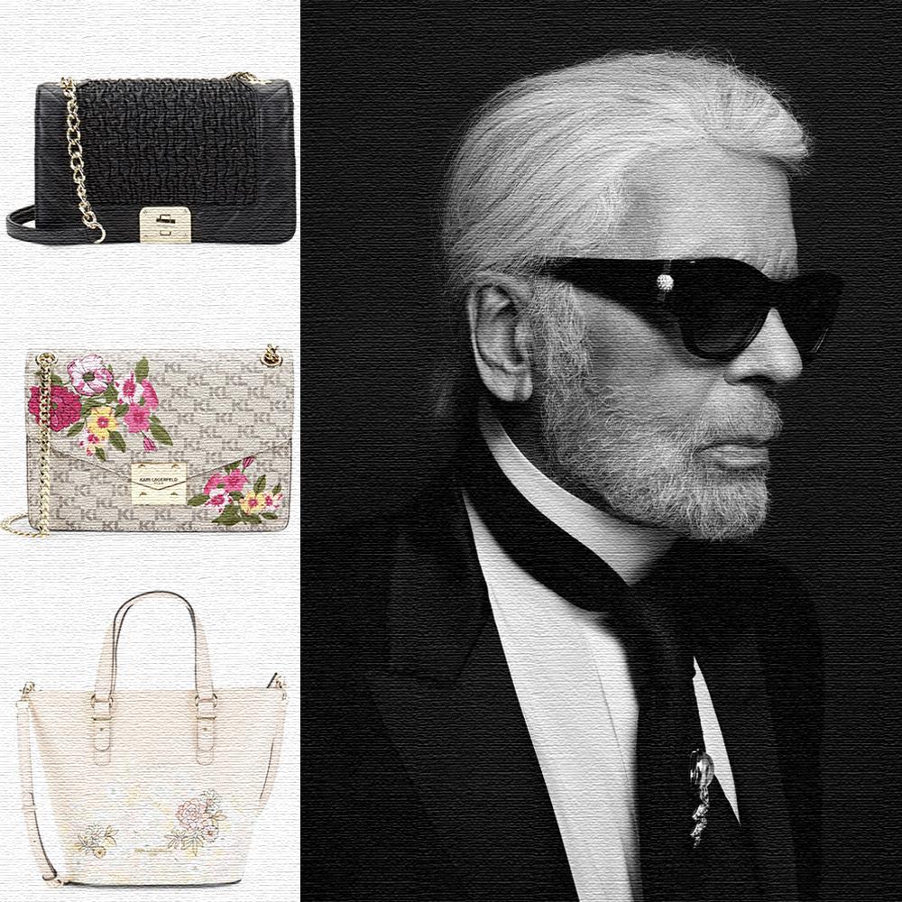 網購Karl Lagerfeld 手袋低至26折 +直運香港/澳門