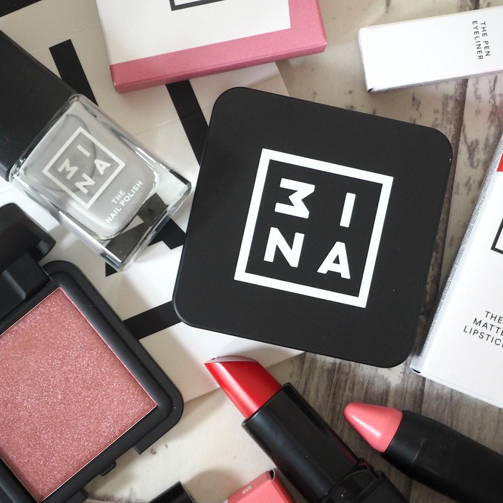 網購3INA熱賣彩妝低至香港價錢72折+免費直運香港/澳門