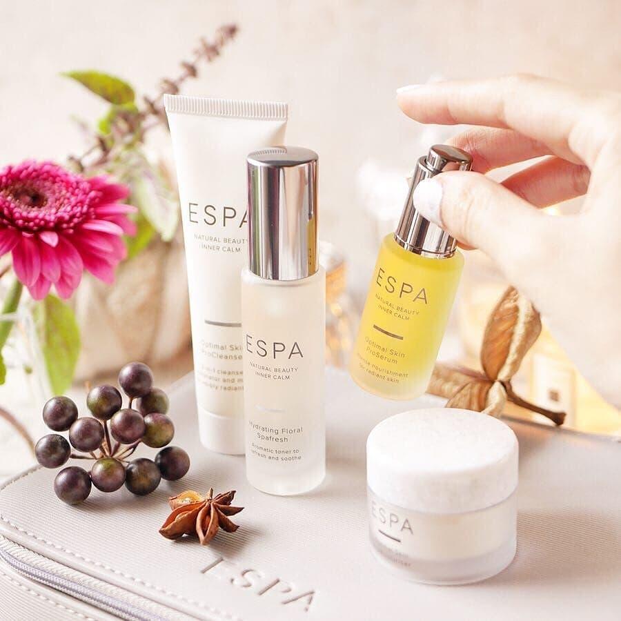 網購英國ESPA頂級SPA護膚品抵至85折+免費直送香港/澳門