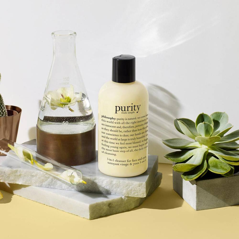 philosophy Purity One-Step Facial Cleanser 480ml的圖片搜尋結果