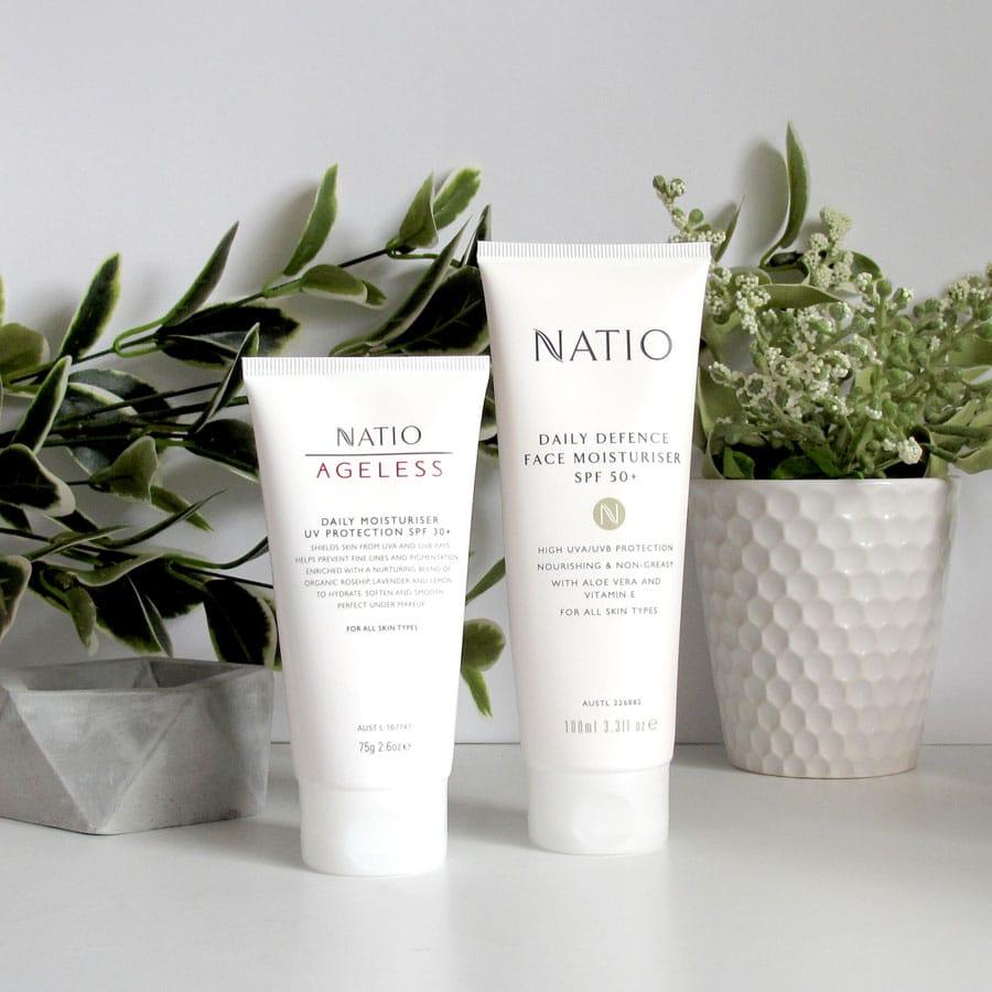 網購澳洲Natio護膚品低至香港價錢38折+免費直運香港/澳門
