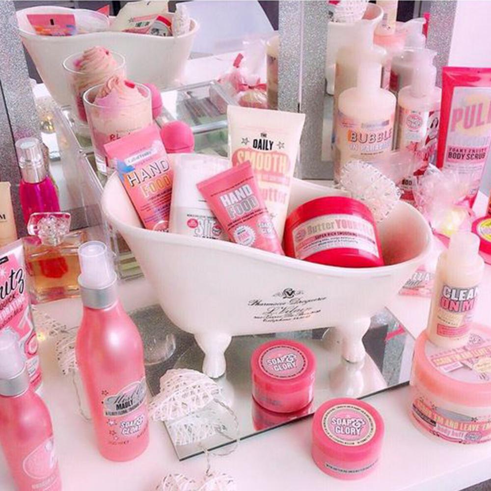 網購Soap and Glory 沐浴產品低至8折+免費直運香港/澳門