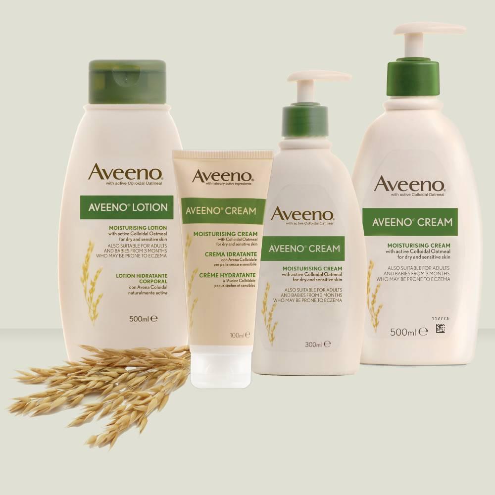 網購Aveeno護膚品低至香港價錢43折+免費直送香港/澳門