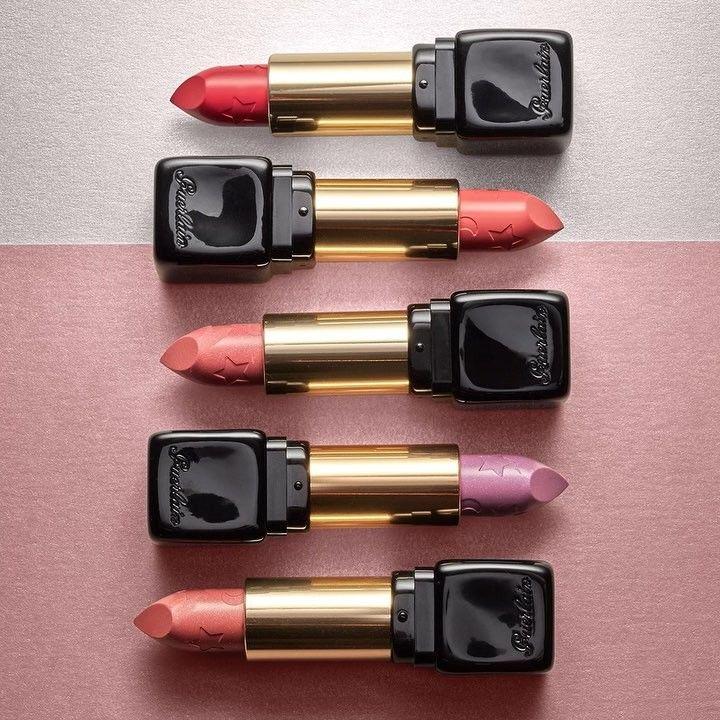 網購Guerlain皇牌KissKiss唇膏低至香港價錢58折+免費直運香港