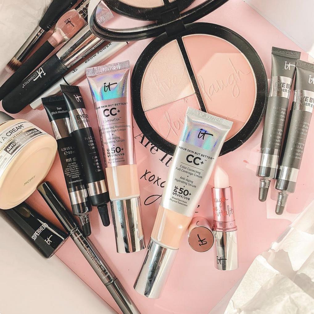 網購IT Cosmetics化妝品低至香港價錢61折+直運香港/澳門