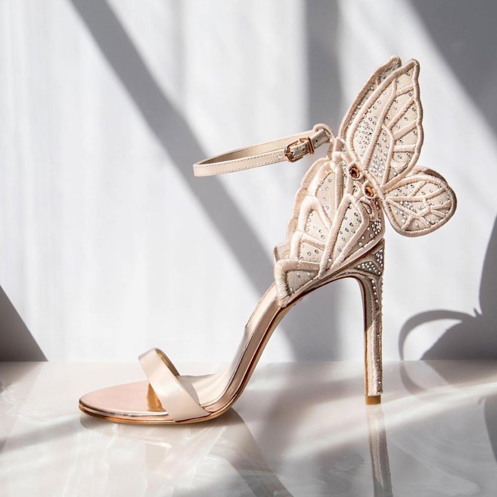 網購Sophia Webster蝴蝶鞋低至香港價錢71折+免費直運香港/澳門