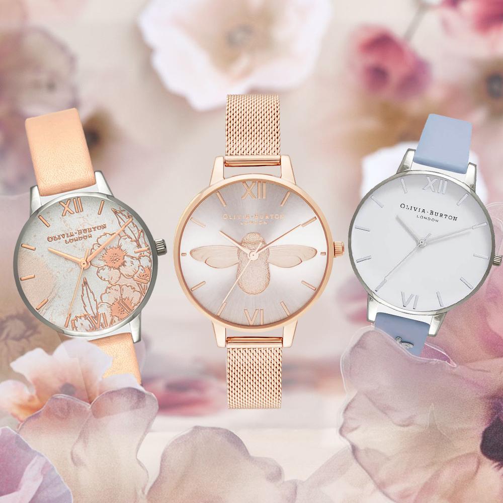 網購Olivia Burton手錶低至香港價錢43折+直運香港/澳門