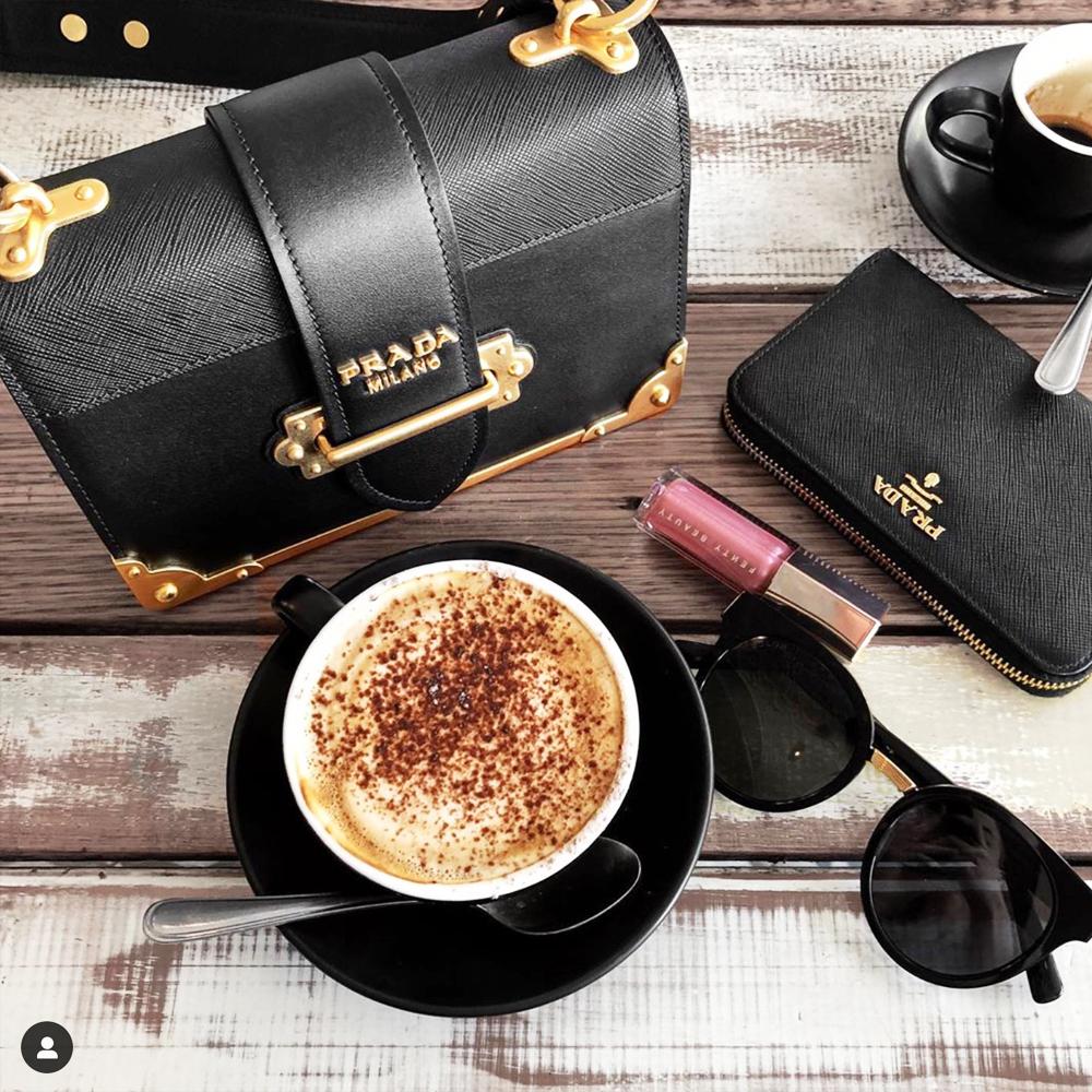 網購人氣意大利品牌Prada手袋85折優惠+直運香港/澳門