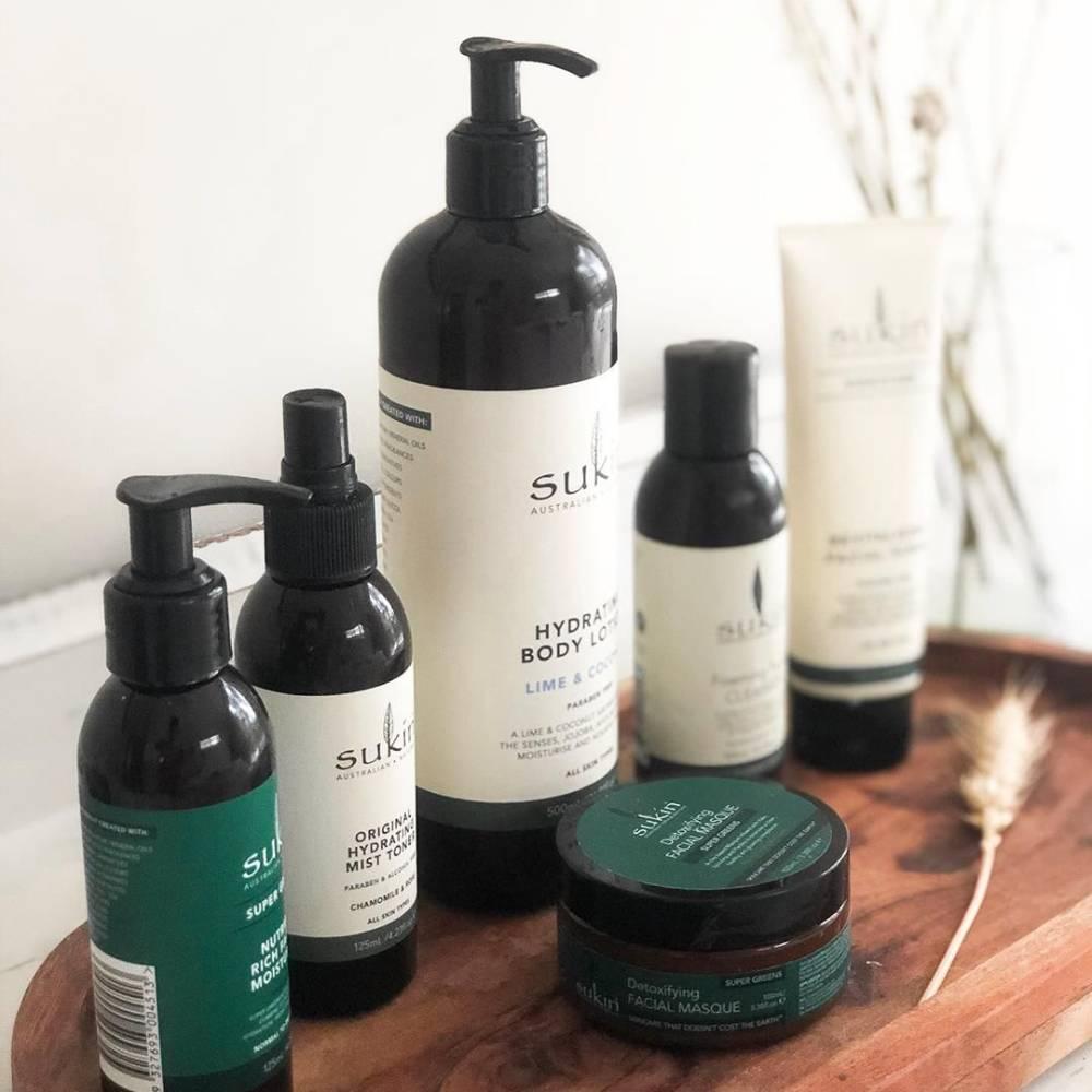 網購澳洲品牌Sukin天然護膚品低至66折+免費直運香港/澳門