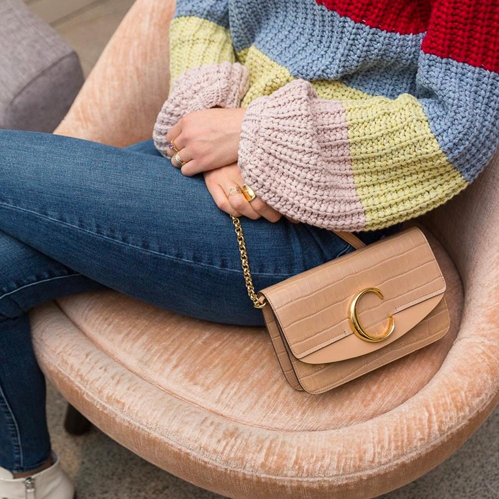 網購Chloé手袋低至HK$4207+免費直送香港/澳門