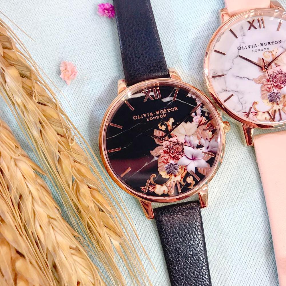 網購Olivia Burton手錶首飾低至香港價錢56折 + 免費直運香港/澳門