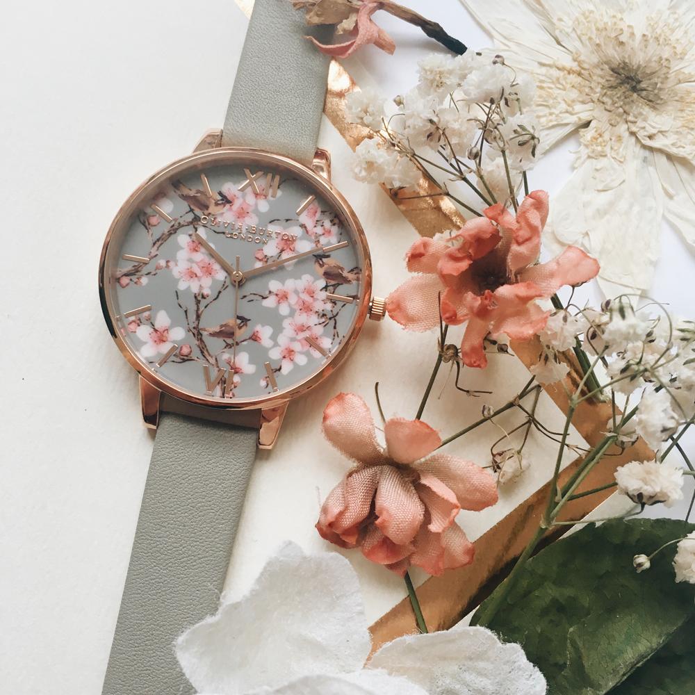 網購Olivia Burton手錶低至HK$481+免費直運香港/澳門