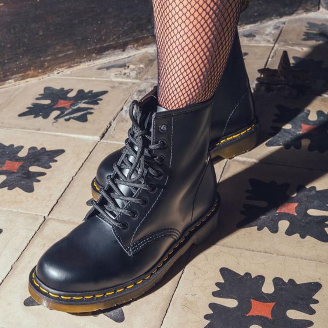 網購Dr. Martens經典高低筒鞋7折優惠碼+免費直運香港/澳門