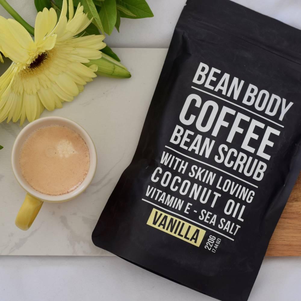 網購Bean Body有機咖啡身體磨砂只售HK$106+免費直送香港/澳門