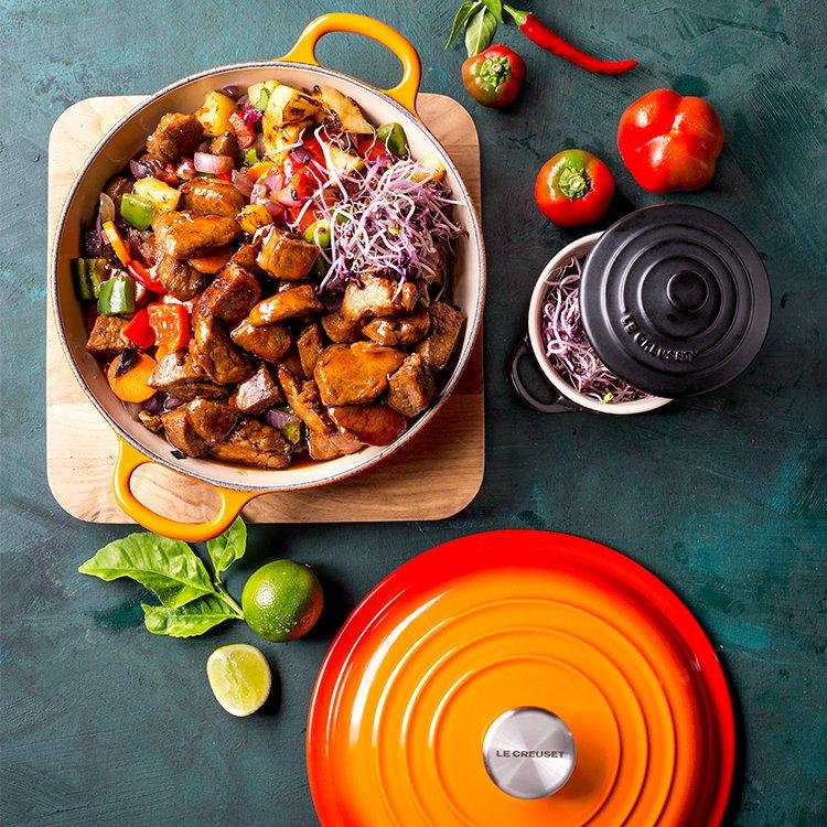 網購法國Le Creuset廚具低至香港價錢48折+免費直運香港/澳門