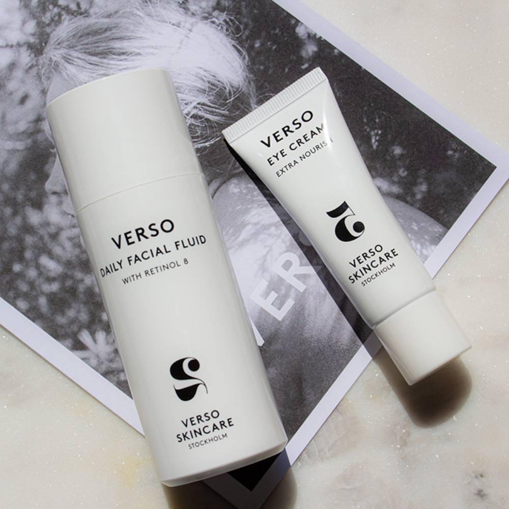 網購瑞典品牌VERSO護膚品低至8折+免費直送香港/澳門