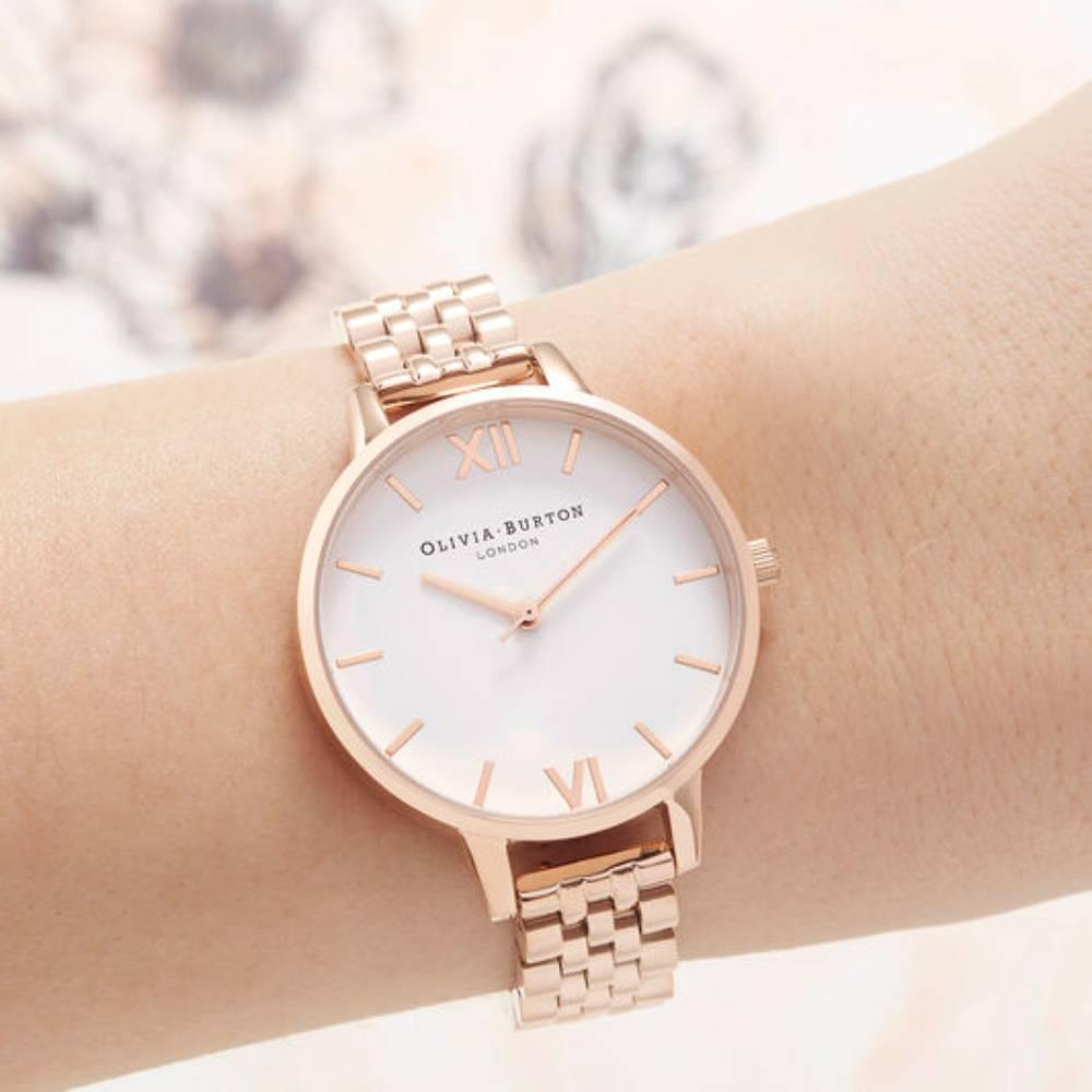 網購英國Olivia Burton手錶低至5折+免費直運香港/澳門