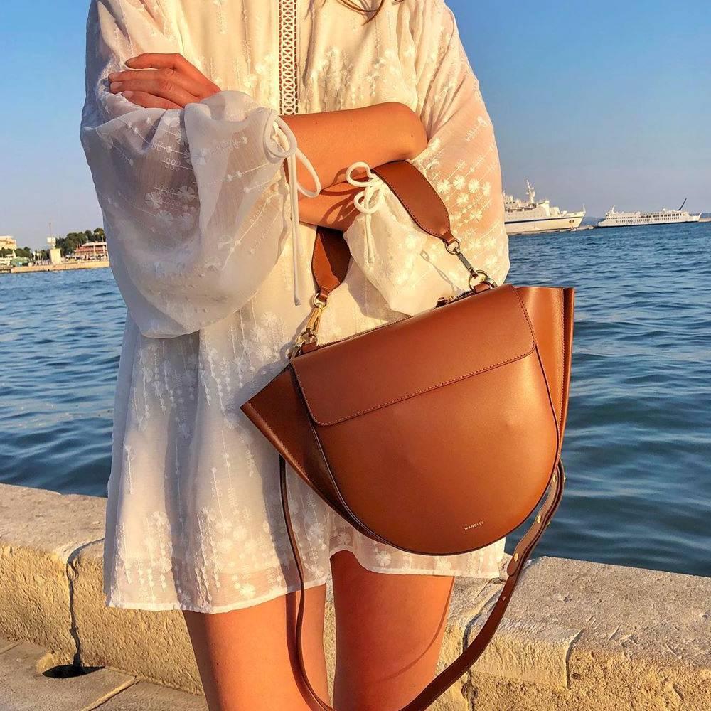 網購荷蘭小眾品牌Wandler手袋低至44折+免費直運香港/澳門