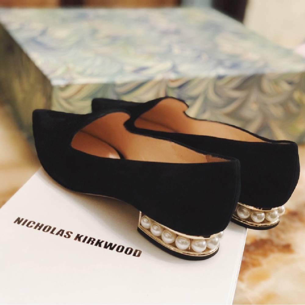 網購Nicholas Kirkwood珍珠鞋低至48折+免費直運香港/澳門