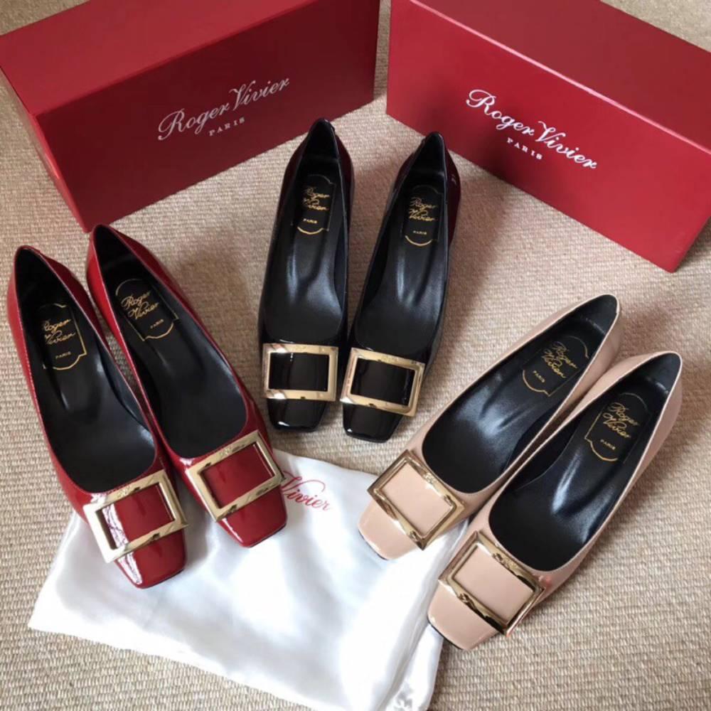 網購法國品牌Roger Vivier鞋款低至4折+限時免費直運香港/澳門