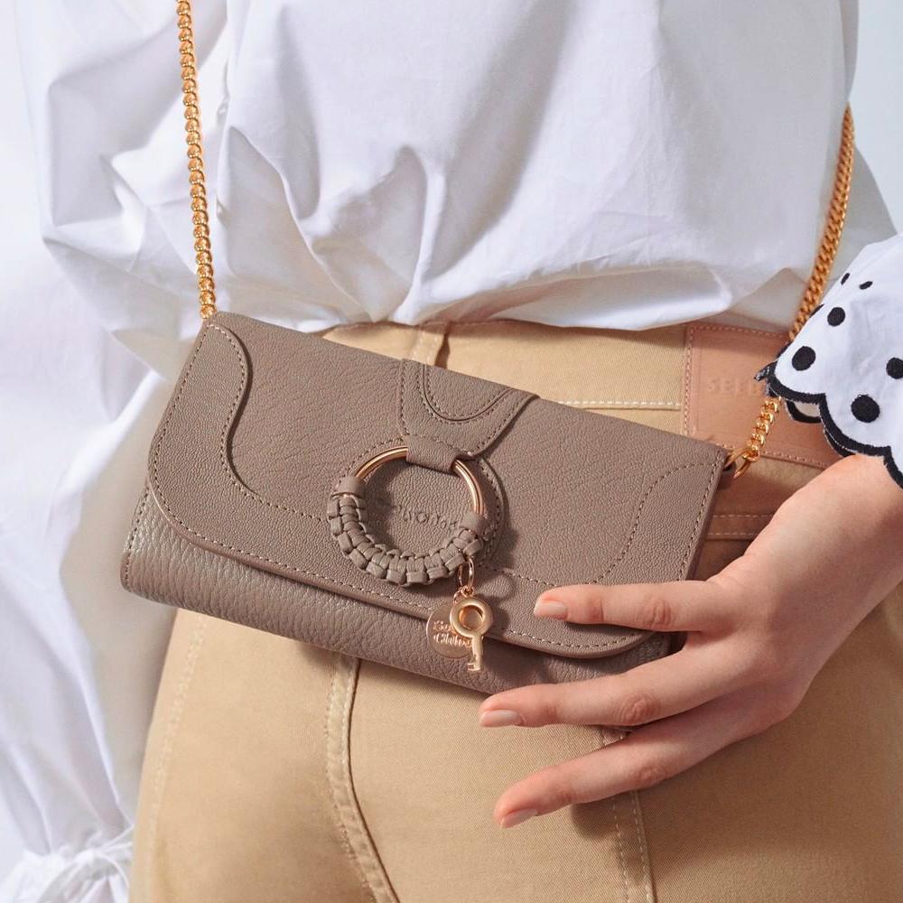 網購See By Chloé手袋低至香港價錢63折 + 免費直運香港/澳門