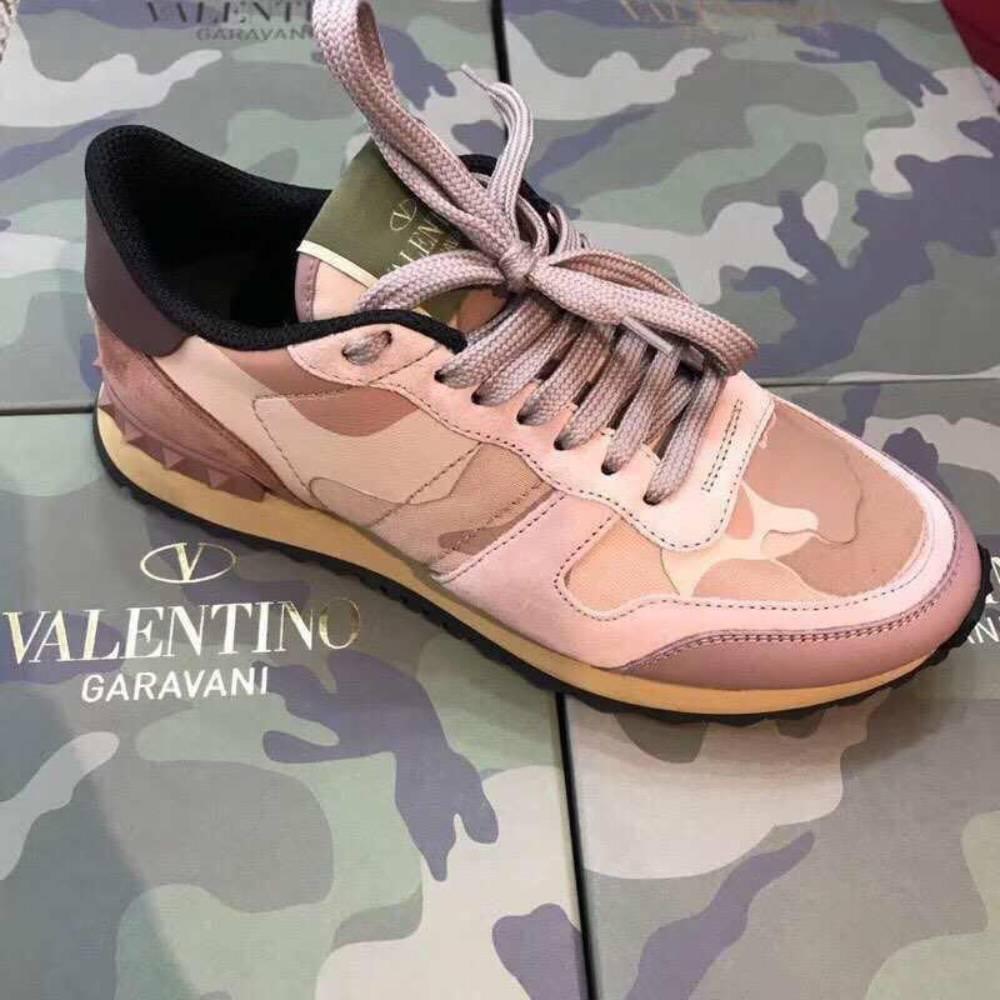 網購Valentino運動鞋低至5折 + 免費直運香港/澳門