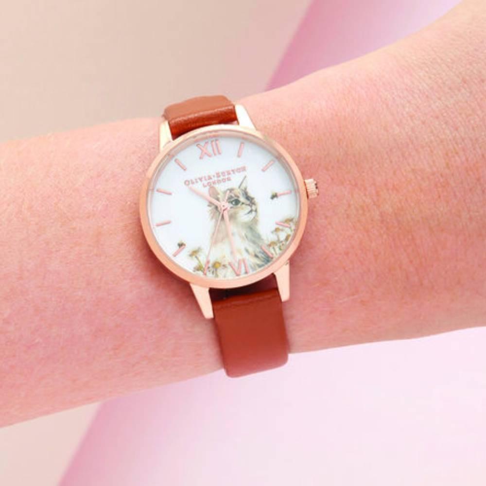 網購英國Olivia Burton手錶7折+免費直運香港/澳門