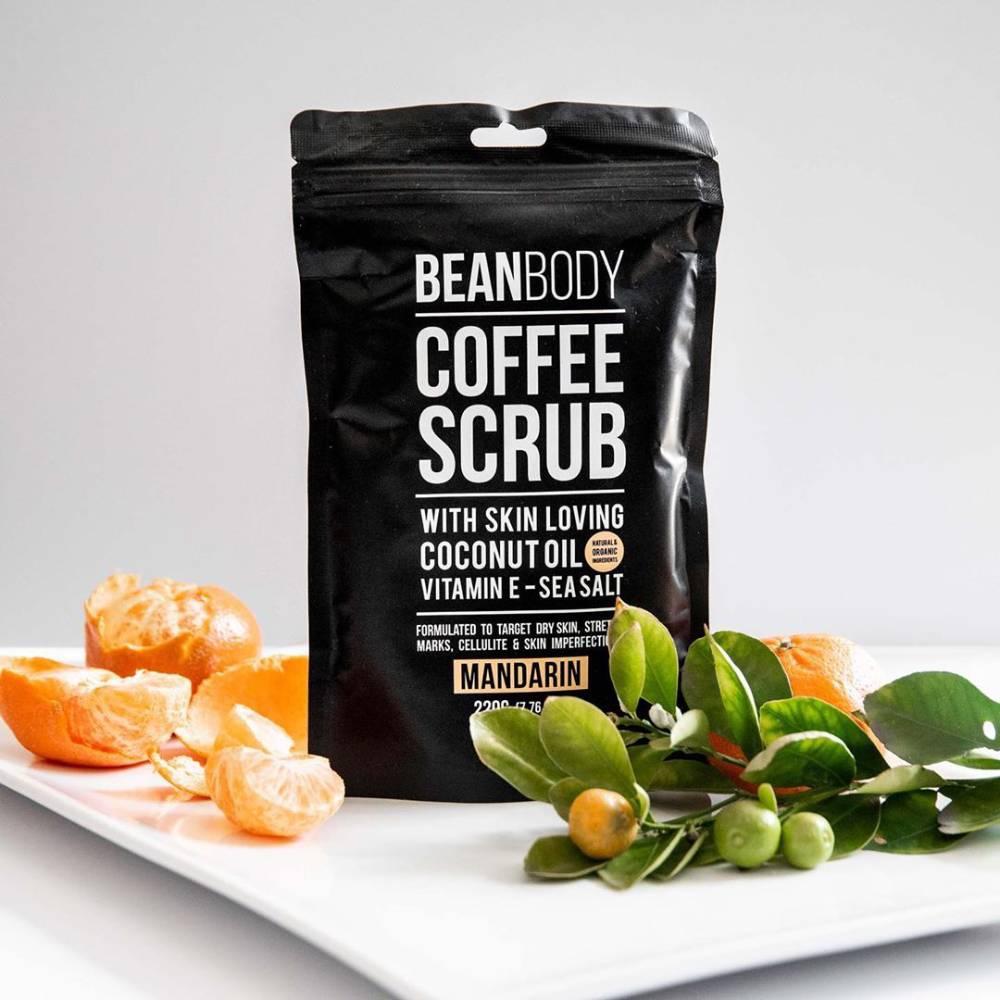 網購Bean Body有機咖啡身體磨砂7折+免費直送香港/澳門