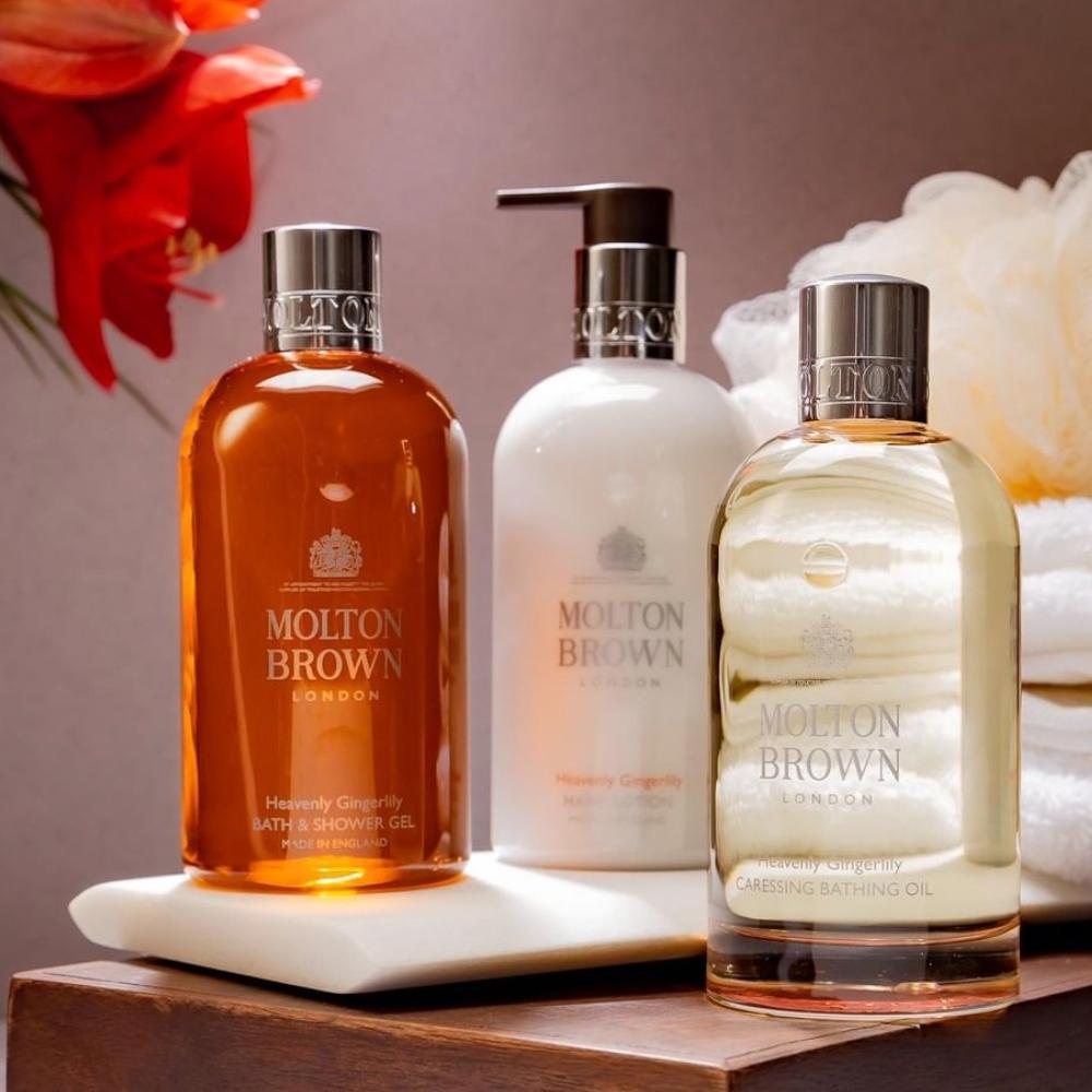 網購英國王室御用品牌Molton Brown沐浴產品75折 + 免費直運香港/澳門