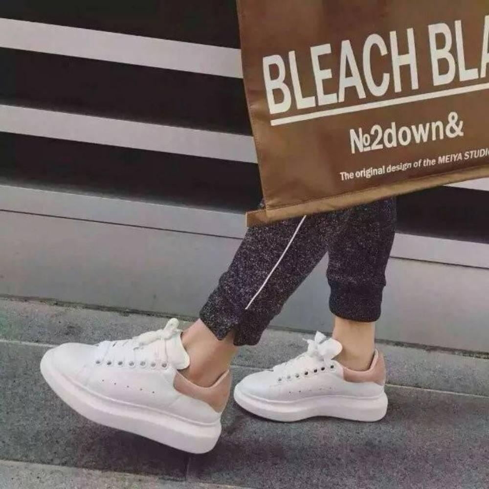 網購Alexander McQueen厚底鞋低至香港價錢75折+免費直運香港/澳門