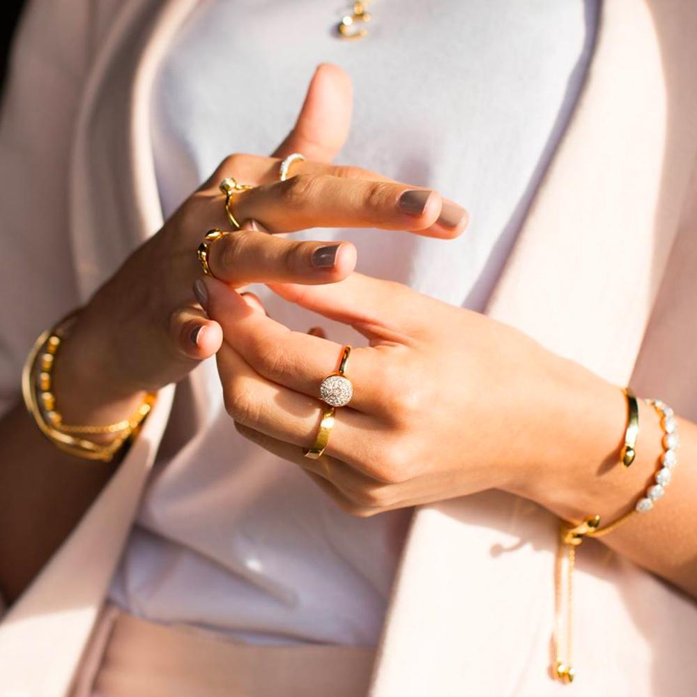 [母親節禮物首選]網購Monica Vinader鑽石首飾75折 +免費直送香港/澳門