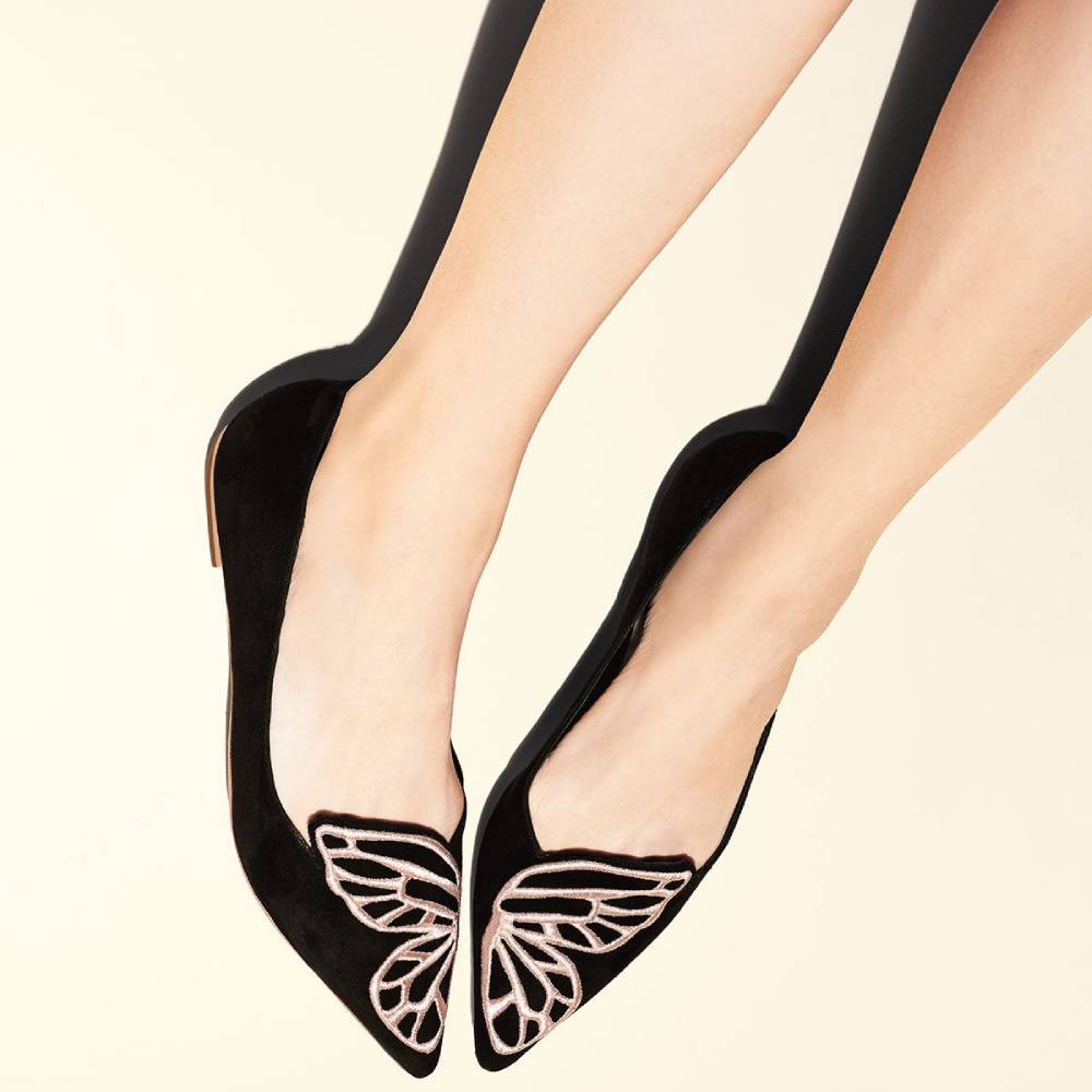網購Sophia Webster蝴蝶鞋低至香港價錢37折+免費直運香港/澳門