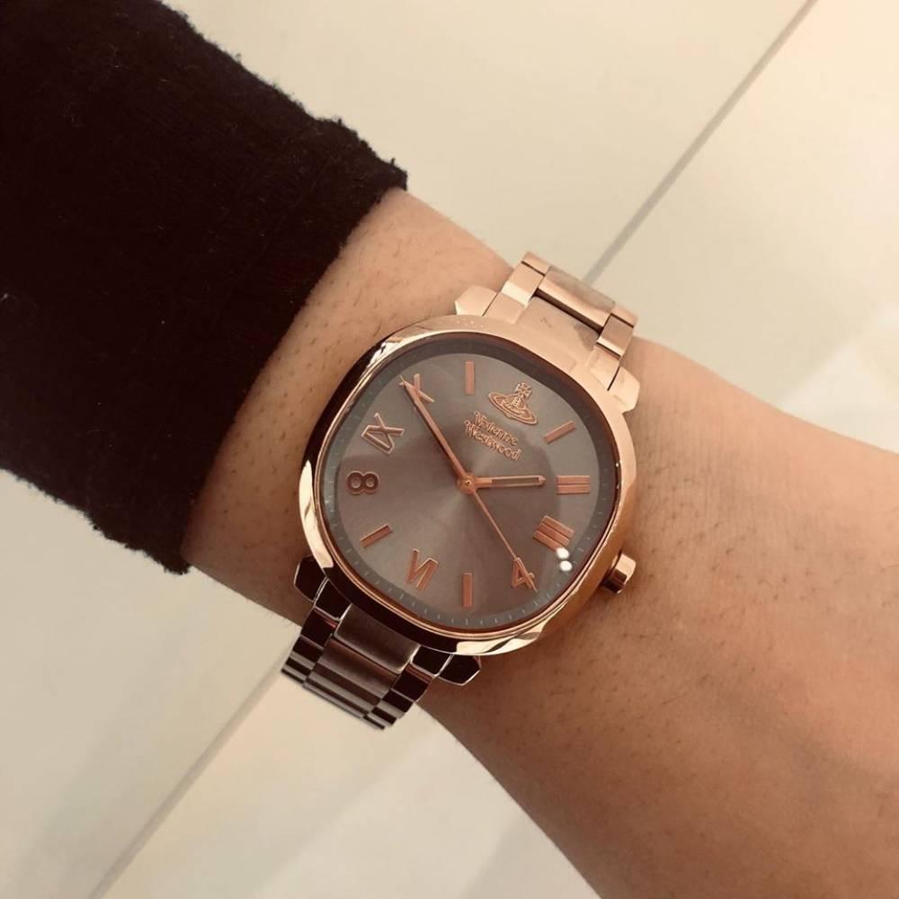 網購Vivienne Westwood手錶低至香港價錢27折+免費直運香港/澳門