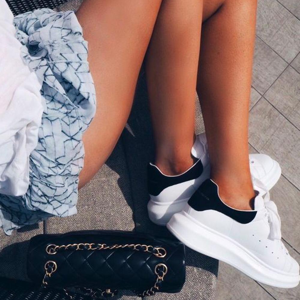 網購Alexander McQueen小白鞋低至香港價錢58折+直運香港/澳門