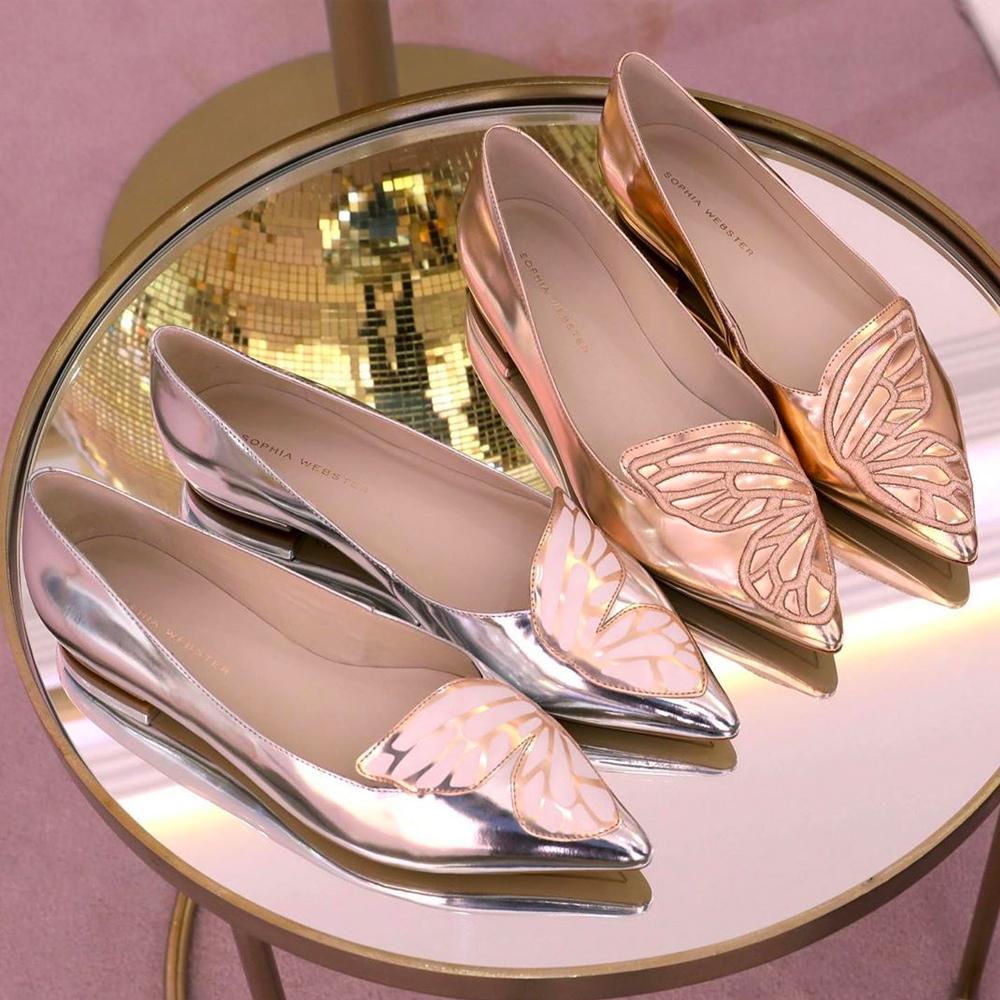 網購Sophia Webster蝴蝶鞋低至香港價錢42折+免費直運香港/澳門