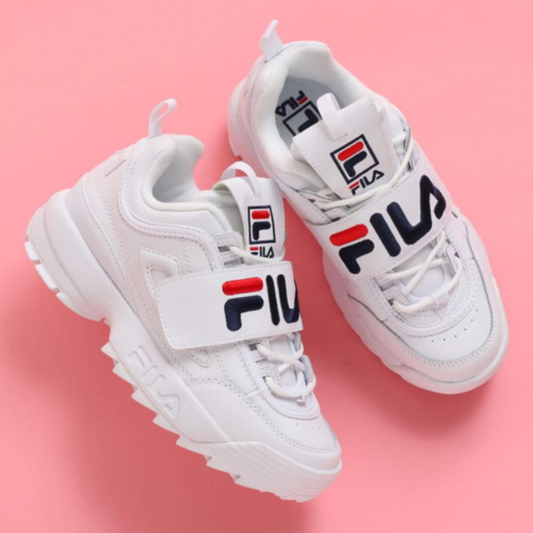 網購FILA人氣老爹鞋低至HK$261+免費直運香港/澳門