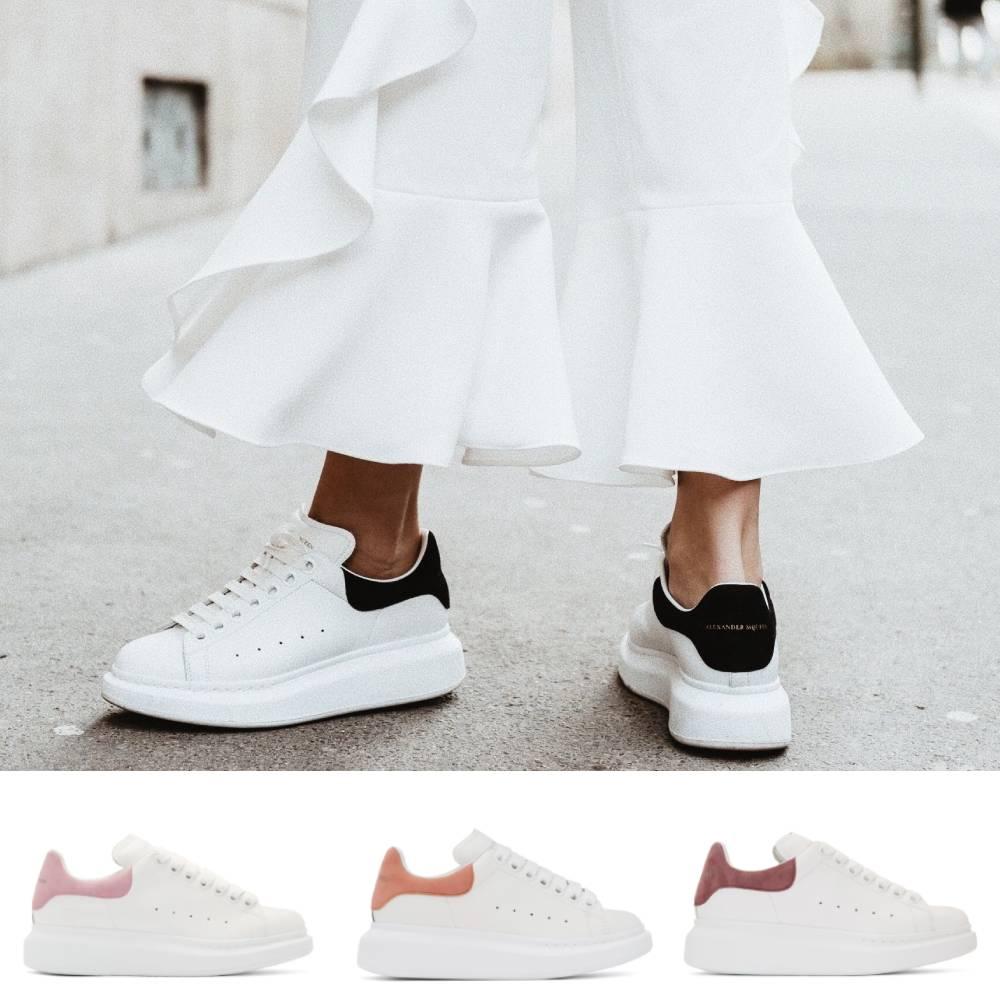 網購Alexander McQueen厚底鞋Ssense獨家靚色低至HK$2398+直運香港/澳門