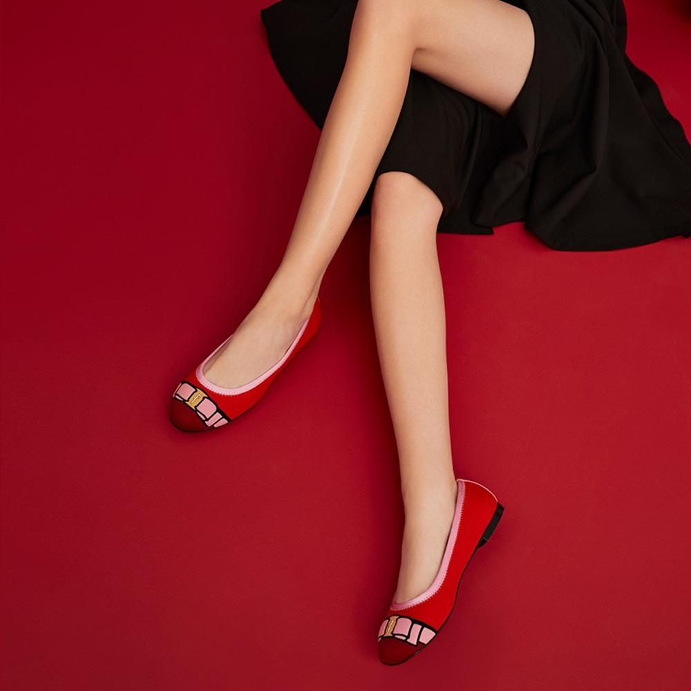 網購 Salvatore Ferragamo 蝴蝶結鞋款低至香港價錢39折 (快閃) + 免費直送香港/澳門