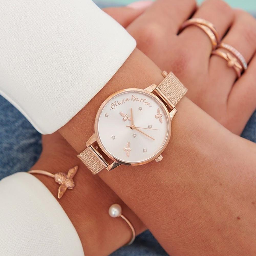 網購英國Olivia Burton手錶低至HK$296+免費直運香港/付運澳門