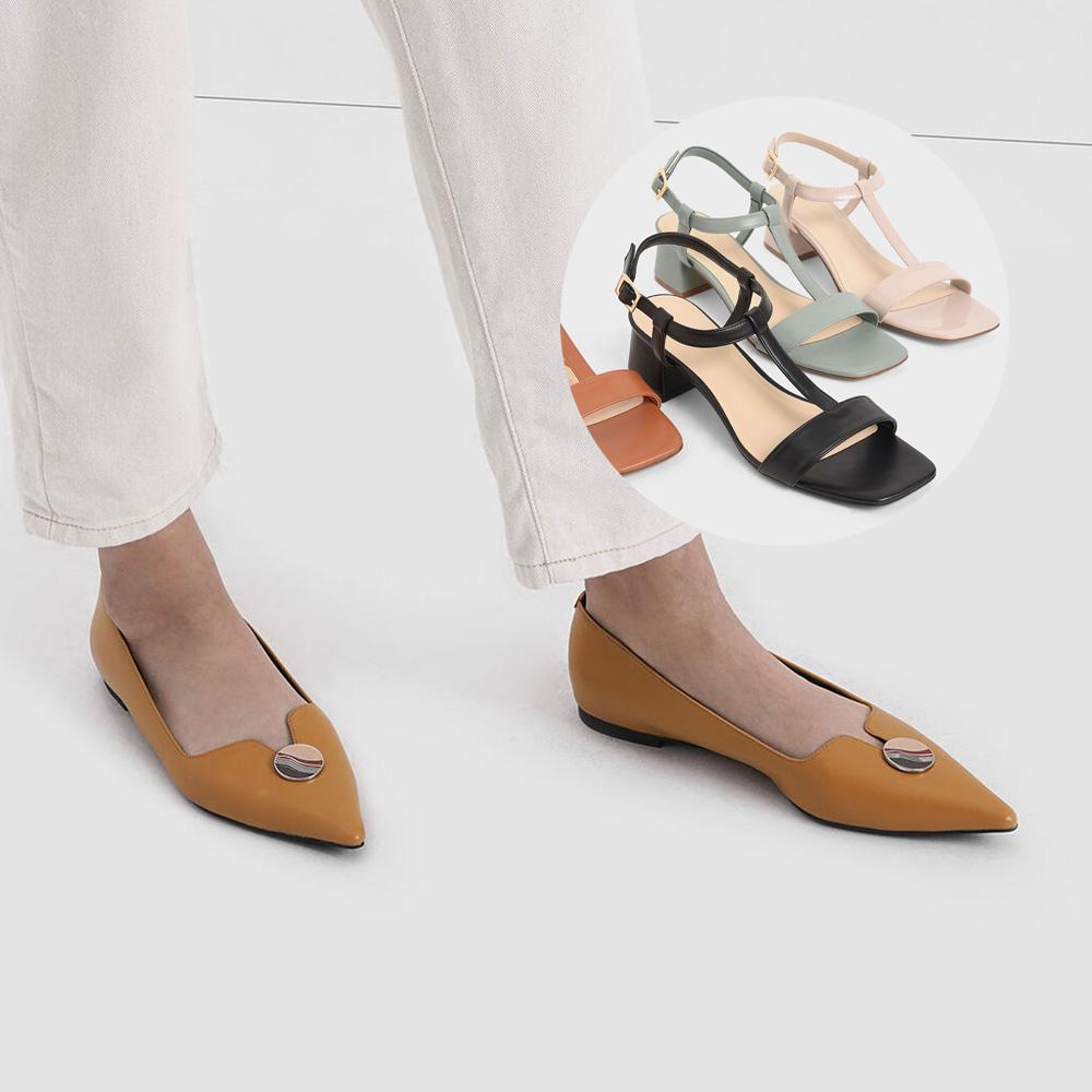 網購 Charles & Keith手鞋款低至HK$159+免費直運香港